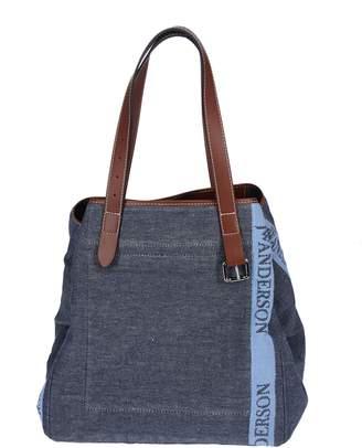 J.W.Anderson Contrast Handle Shopper Bag