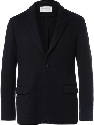 Tomorrowland Unstructured Wool-Blend Blazer $595 thestylecure.com