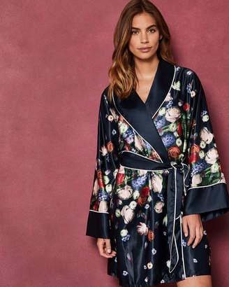 Ted Baker LEIIGH Kensington Floral kimono robe