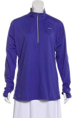Nike Long Sleeve Knit Top