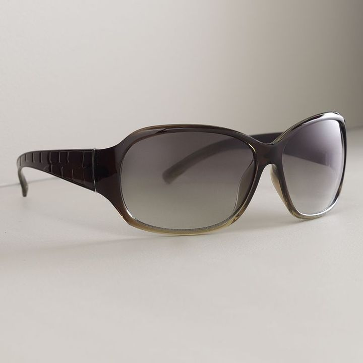 Elle™ oval sunglasses