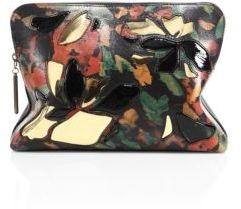 3.1 Phillip Lim 3.1 Phillip Lim 31 Minute Multicolor Leather Cosmetic Zip Case