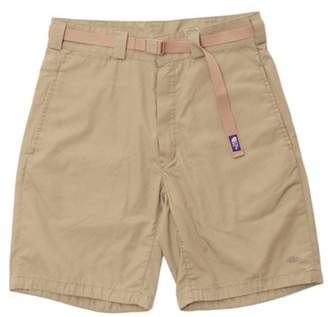 The North Face (ザ ノース フェイス) - THE NORTH FACE PURPLE LABEL 65/35 Washed Field Shorts With Belt