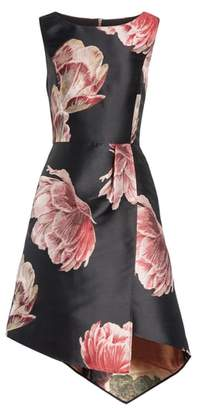 Ted Baker Eyvii Bay of Honour Asymmetrical Dress