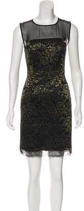 Diane von Furstenberg Lace Mini Dress w/ Tags