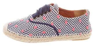 Missoni Chevron Espadrille Sneakers