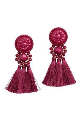 H&M Earrings with Tassels