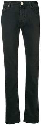 Jacob Cohen regular fit trousers