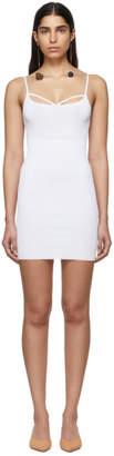 Jacquemus Off-White La Robe Dolceaqua Dress