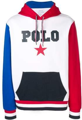 Polo Ralph Lauren Star Polo hoodie
