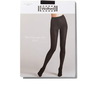 Wolford 'mat Opaque 80' Pair Of Tights Pants