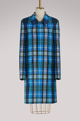 Ami Straight cut coat
