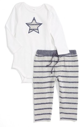 Infant Boy's Nordstrom Baby Bodysuit & Leggings Set $35 thestylecure.com