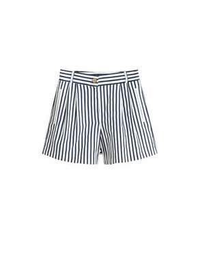 MANGO Printed shorts