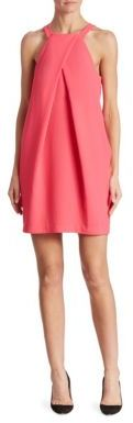 Trina Turk Felisha Crepe Halter Dress $258 thestylecure.com