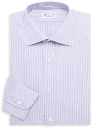 Charvet Mini Stripe Dress Shirt
