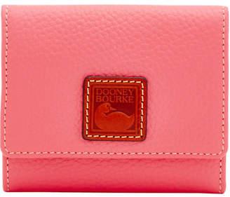 Dooney & Bourke Pebble Grain Trifold Wallet