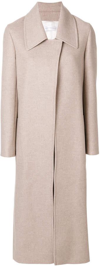 Victoria Beckham single breasted coat