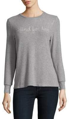 Love Stitch Design Lab Lord & Taylor Blind for Sweater