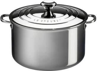 Le Creuset Stainless Steel Deep Casserole Dish (20cm)