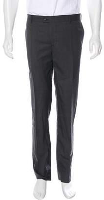 Brunello Cucinelli Wool & Silk Dress Pants