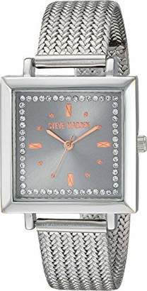 Steve Madden Women's SMW182 Analog Display Watch
