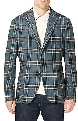Etro Men's Plaid Sportcoat