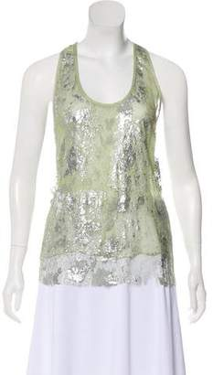 Peter Som Sleeveless Top