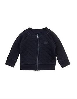 Huxkid Stitch Sweat Jacket