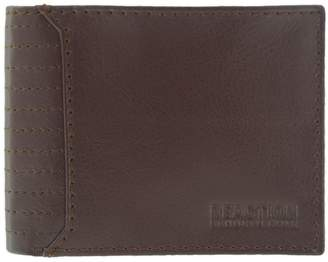Kenneth Cole Reaction Reaction Dean RFID Leather Bi-Fold Wallet