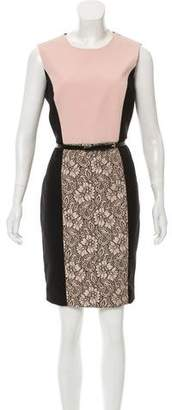 Calvin Klein Collection Knee-Length Shift Dress