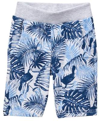 Petit Lem Key West Surf Allover Print Shorts (Toddler & Little Boys)