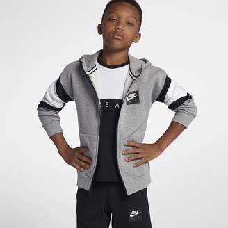 Nike Big Kids' (Boys') Full-Zip Hoodie