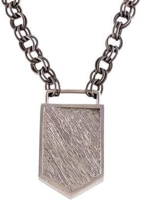 Kelly Wearstler Shield Pendant Necklace