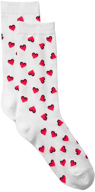 Gap Heart socks