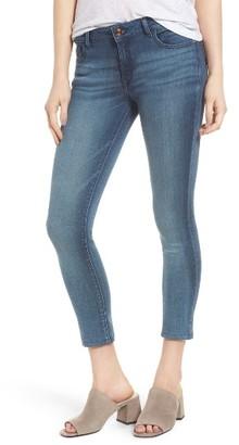 Women's Dl1961 Florence Instasculpt Crop Skinny Jeans $188 thestylecure.com