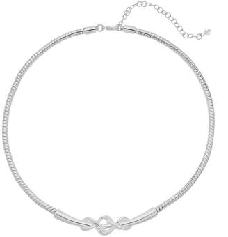 Napier Knotted Collar Necklace