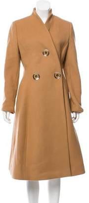 Stella McCartney Structured Wool Coat