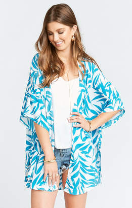 Show Me Your Mumu Bali Kimono ~ Andaz Maui X Mumu