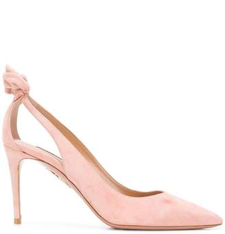 Aquazzura Deneuve 105 pumps