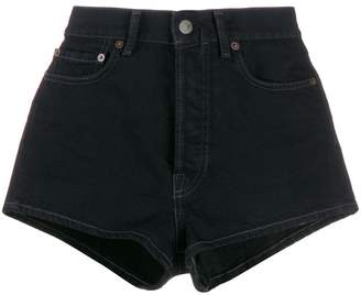 Acne Studios mini denim shorts