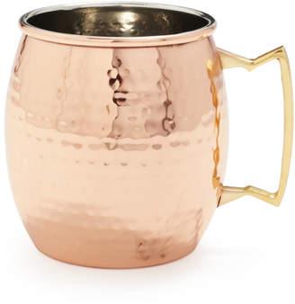 Sur La Table Moscow Mule Hammered Copper Mug