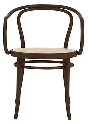 Design Within Reach Era Round Armchair with Cane Seat