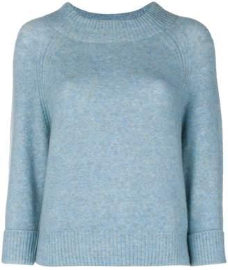 3.1 Phillip Lim cropped crew neck sweater