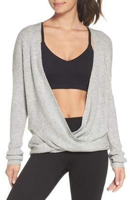 Zella Wrap Sweater