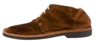 Brother Vellies Erongo Suede Ankle Boots