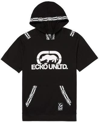 Ecko Unlimited Unltd Men Ss Tape Hoodie