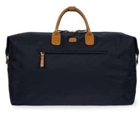 Bric's Foldable Zip Duffel Bag