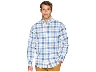 Vineyard Vines Colony Bay Plaid Slim Tucker Shirt