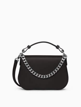 Calvin Klein small western shoulder bag